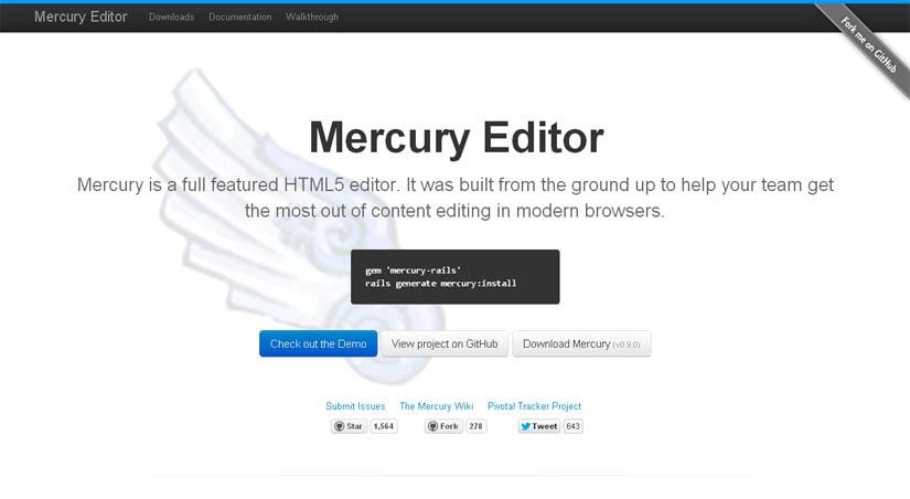 mercury-html5-editor
