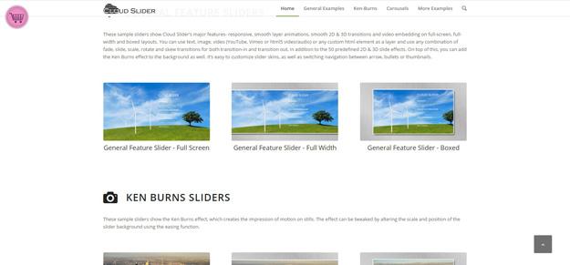 50 jQuery Image Slider and SlideShow Plugins - BestDevList