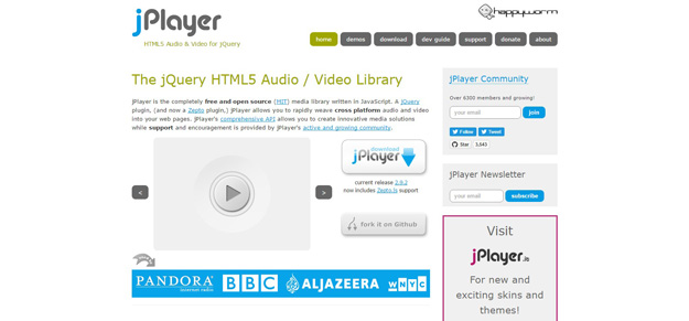 HTML5 Video Players for Displaying Your Videos - BestDevList