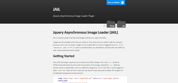 jQuery Lazy Load Plugins for Smooth Experience - BestDevList