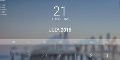 multipurpose ajax calendar