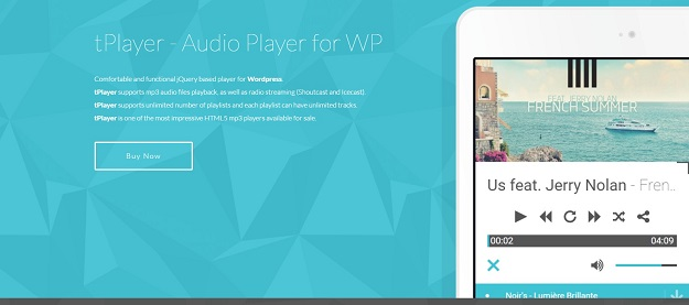 Best WordPress Audio Player Plugins 2017 - BestDevList