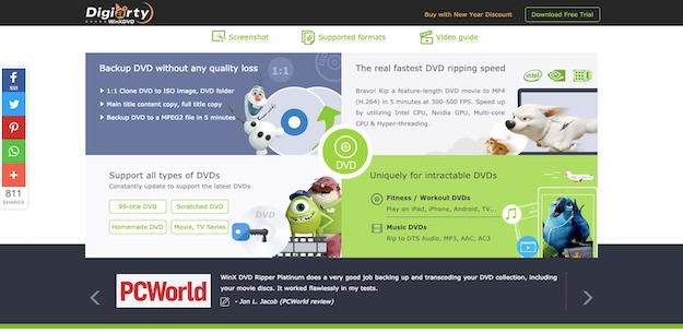 How to Free Rip DVD to Android with Handbrake or WinX DVD