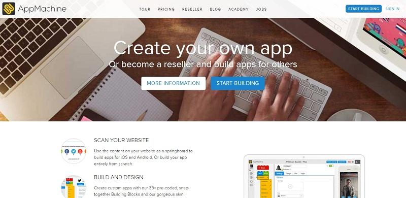 10 Best Mobile App Development Tools - BestDevList