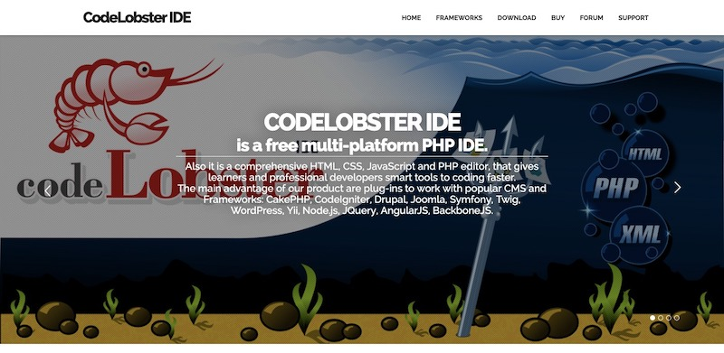 CodeLobster - Smart IDE for PHP, HTML, CSS and JavaScript - BestDevList